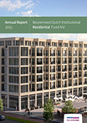 Annual Report 2015 Bouwinvest Residential Fund