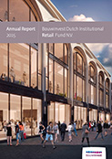Annual Report 2015 Bouwinvest Retail Fund